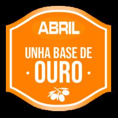 ABRIL - UNHA BASE DE OURO
